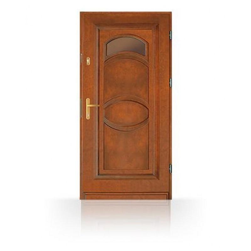 """Vchodové dveře CB-2a, ,,80"""" až ,,100"""" cm"""