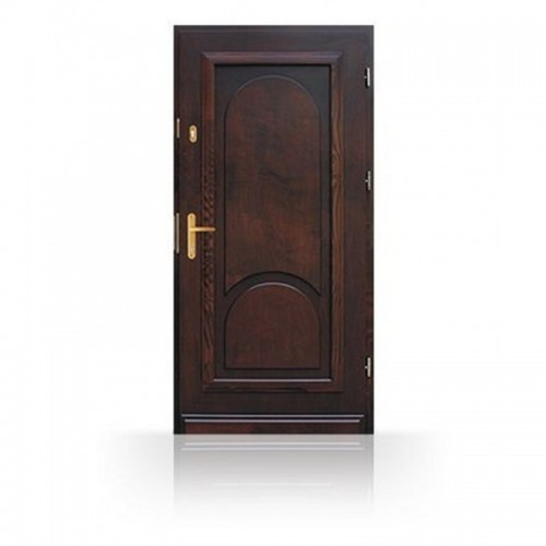 Vchodové dveře plné CB-3