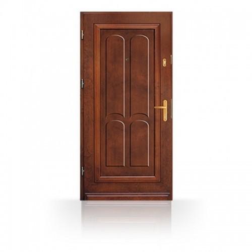 Vchodové dveře z masivu plné CB-4L