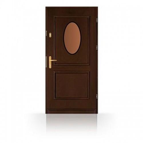 """Vchodové dveře CB-6PV, ,,80, 90, 100 cm"""""""