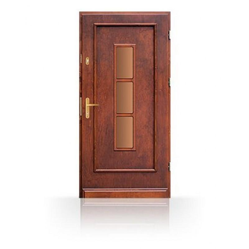 Vchodové dveře prosklené CB-7a