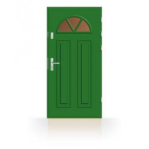 Vchodové dveře dřevěné CAB3 RK