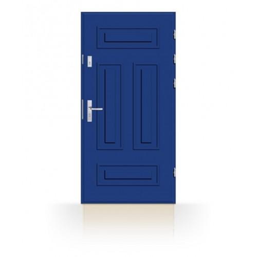 Vchodové dveře dřevěné CAB4 RK