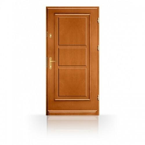Vchodové dveře dřevěné CB79