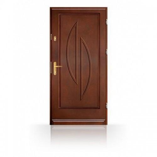 Kvalitní vchodové dveře CB53-Plné