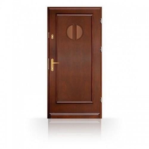 Vchodové dveře dřevěné CB58
