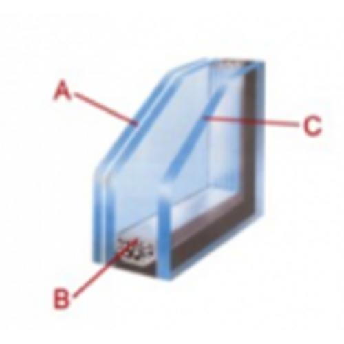 Bezpečnostní sklo P4