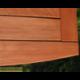 Zahradní skládácí nábytek z masivu S1, 6+1