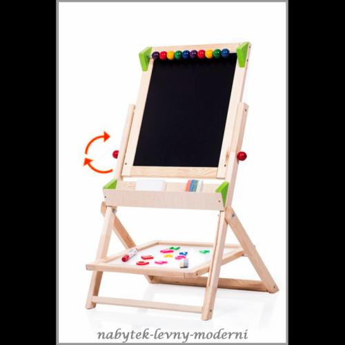 Dětská víceúčelová tabule OL-K 7v1 s příslušenstvím