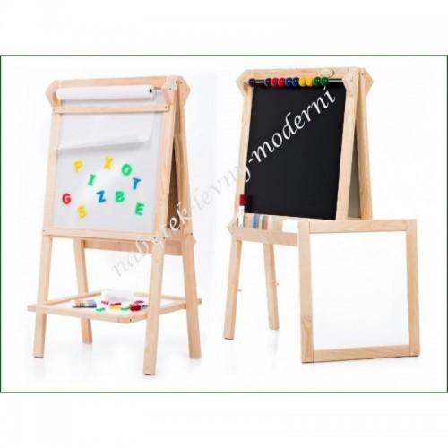Dětská multifunkční tabule AL 7v1, 90 cm