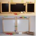 Dětská skládací tabule na stěnu SARON - 4, 5 v 1