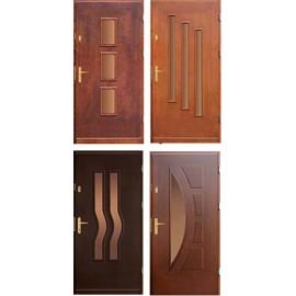 Dřevěné dveře Nova 80